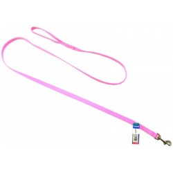 Coastal Pet Single Nylon Lead - Bright Pink Image