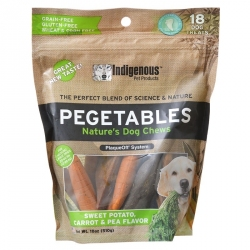 Indigenous Pegetables Dog Treats Image