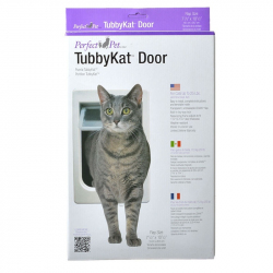 Perfect Pet TubbyKat Door Image