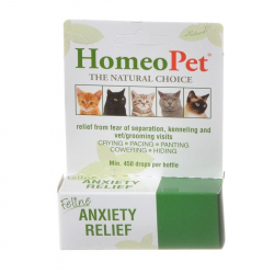 HomeoPet Feline Anxiety Relief Image