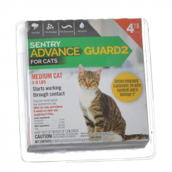 Sentry Advance Guard 2 for Cats Image