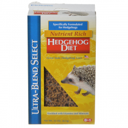 8 in 1 Ultra Blend Select Nutrient Rich Hedgehog Diet Image
