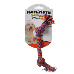 Mammoth Flossy Chews 2 Knot Bone with Z-Core Image