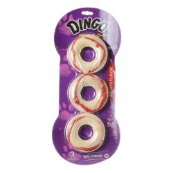 Dingo Ringo-O-O Meat & Rawhide Chew Image