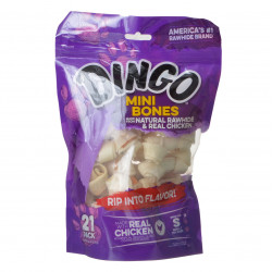 Dingo Naturals Chicken and Rawhide Bones Image
