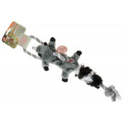 Spot Skinneeez Raccoon Tug Toy - Mini Image