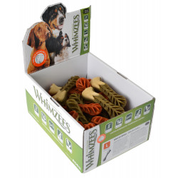 Whimzees Brushzees Bulk Dental Treats - Large Image