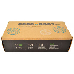 PoopBags Litter Box Liners Image