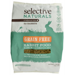 Supreme Selective Naturals Grain Free Rabbit Food Image