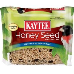 Kaytee Honey Seed Mini Seed Cake for Wild Birds Image