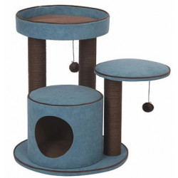 Pet Pals Meadows Cat Tree with Condo Image