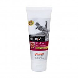 Nutri-Vet Uri-Ease Paw Gel for Cats - Salmon Flavor Image