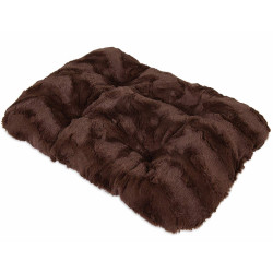 Petmate Cozy Comforter Kennel Mat - Brown Image