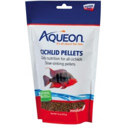 Aqueon Medium Cichlid Food Pellets Image