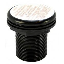 Lifegard Aquatics All FPT Bulkhead Black Image