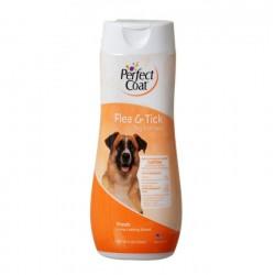 Perfect Coat Flea & Tick Dog Shampoo - Fresh Scent Image