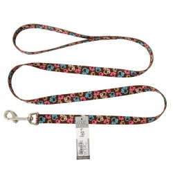 Pet Attire Styles Dog Leash - Special Paw Brown Image