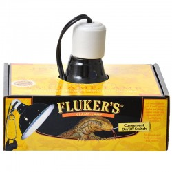 Flukers Clamp Lamp with Switch Image