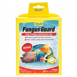 Tetra Fungus Guard Fish Medication Tabs Image