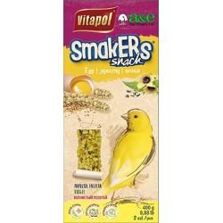 A&E Cage Company Smakers Canary Egg Treat Sticks  Image