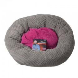 Petmate Jackson Galaxy Comfy Cuddle Up Cat Bed Image