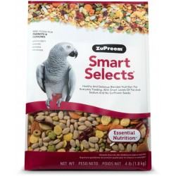 ZuPreem Smart Selects Bird Food for Parrots & Conures Image