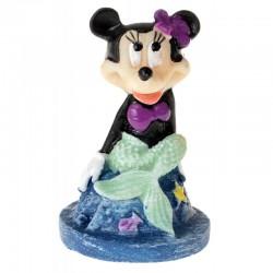 Penn Plax Mermaid Minnie Resin Ornament Image