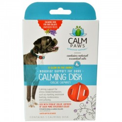 Calm Paws Calming Disk for Dog Collars Image