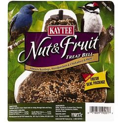 Kaytee Nut & Fruit Treat Bell for Wild Birds Image