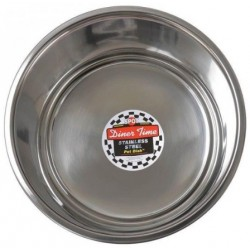 Spot Diner Time Stainless Steel Pet Dish Image