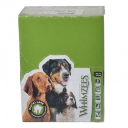Whimzees Natural Dental Care Hedgehog Dog Treats Image