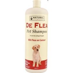 Natural Chemistry De Flea Pet Shampoo Image
