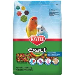 Kaytee Exact Rainbow Optimal Nutrition Diet - Parakeet & Lovebird Image