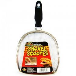 Zoo Med Deluxe Stainless Steel Shovel Scooper Image