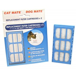 Cat Mate Replacement Filter Cartridge for Pet Fountain Image