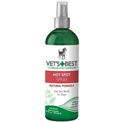 Vet's Best Hot Spot Spray Itch Relief Image