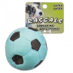 Rascals Latex Soccer Ball - Blue Image