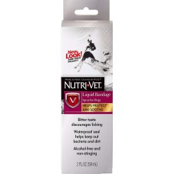 Nutri-Vet Liquid Bandage Spray  Image