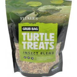 Flukers Grub Bag Turtle Treat - Insect Blend Image