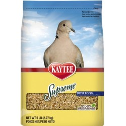 Kaytee Supreme Fortified Daily Diet - Dove Image