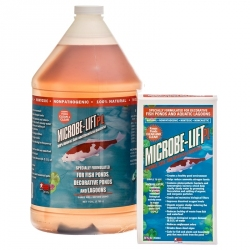 Microbe-Lift PL Beneficial Bacteria for Ponds Image