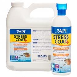 API Stress Coat + Fish & Tap Water Conditioner Image