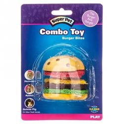 Kaytee Combo Toy - Burger Bites Image