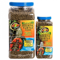 Zoo Med Natural Aquatic Turtle Food - Growth Formula Image