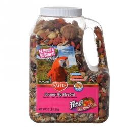 Kaytee Fiesta Gourmet Big Bites Diet - Macaw Image