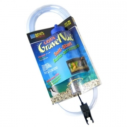 Lee's Ultra Gravel Vac - Self Start Image
