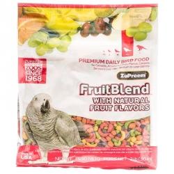 ZuPreem FruitBlend Flavor Bird Food for Parrots & Conures Image