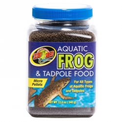Zoo Med Aquatic Frog & Tadpole Food Image