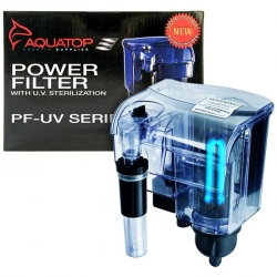 Aquatop Power Filter with UV Sterilizer Image