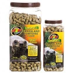 Zoo Med Natural Grassland Tortoise Food Image